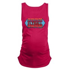 Flyball1.png Maternity Tank Top