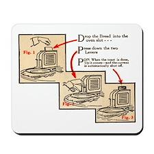 Toastmaster 1A1 Mousepad