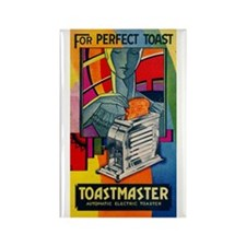 Toastmaster 1A1 Rectangle Magnet