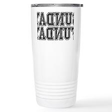 Sunday Funday Travel Coffee Mug