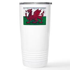 Wales Flag Travel Mug