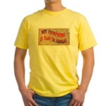Flat Kansas Yellow T-Shirt