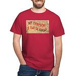 Flat Kansas Dark T-Shirt