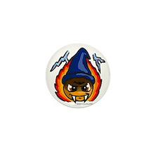 Wizard Kakralomino Mini Button