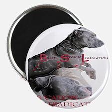 apbt pit bull anti bsl Magnet