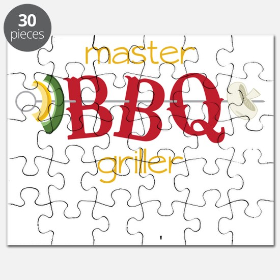 Master BBQ Griller Puzzle