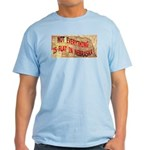 Flat Nebraska Light T-Shirt