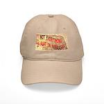 Flat Nebraska Cap
