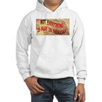 Flat Nebraska Hooded Sweatshirt