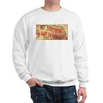 Flat Nebraska Sweatshirt