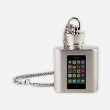 Phone Flask Necklace
