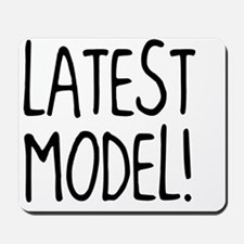 Latest Model Mousepad