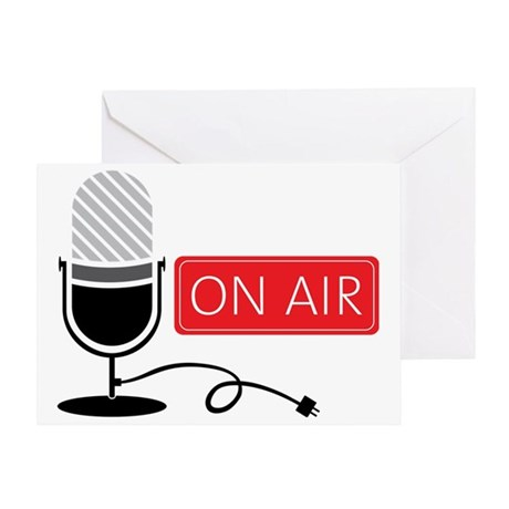 On Air Greeting Card