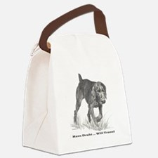 3-GWPlettering.png Canvas Lunch Bag