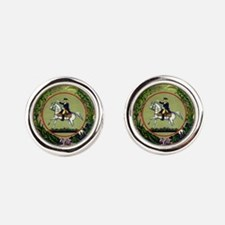 Seal of the Confederacy Cufflinks