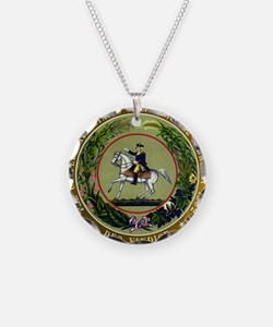 Seal of the Confederacy Necklace