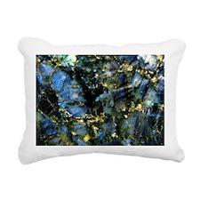 Glass Cutting Board Rectangular Canvas Pillow