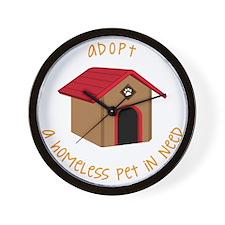 Adopt Wall Clock