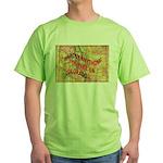 Flat Colorado Green T-Shirt