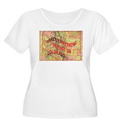Flat Colorado T-Shirt