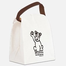 JRTbestpal.png Canvas Lunch Bag