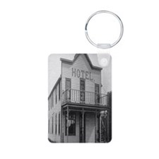 Old Hotel Keychains