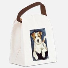 JRTwatercolor.png Canvas Lunch Bag