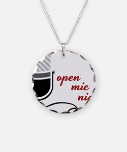 Open Mic Night Necklace