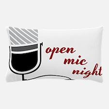 Open Mic Night Pillow Case