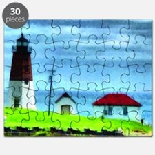 Point Judith Light Puzzle