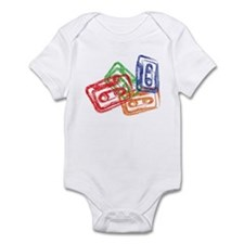 Mix tapes Infant Bodysuit