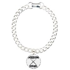 Flutes Rock Charm Bracelet, One Charm