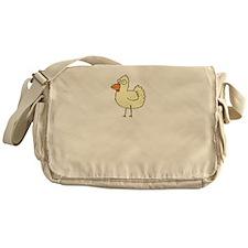 Chicken Motives Messenger Bag