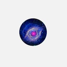 Helix nebula NGC 7293 Mini Button