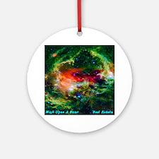 Soul Nebula Round Ornament
