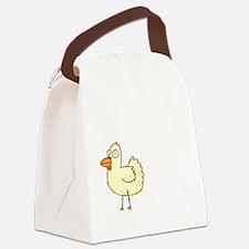 Chicken Butt Canvas Lunch Bag