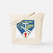 Dallas Fort Worth Turnpike Tote Bag