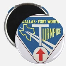 Dallas Fort Worth Turnpike Magnet