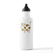 Cow Pi Water Bottle
