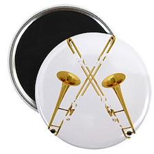 Trombones Kick Brass! Magnet
