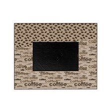 Coffee and Beans Picture Frame