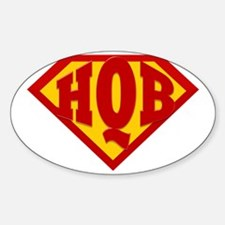 HQB HH Logo Decal