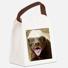honey badger Canvas Lunch Bag