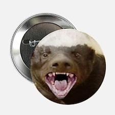 "honey badger 2.25"" Button"