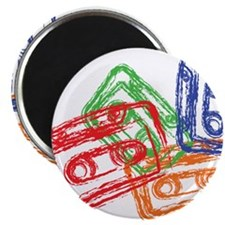 Mix tapes Magnet
