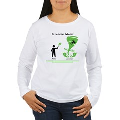 Elemental Magic - Aeroga T-Shirt