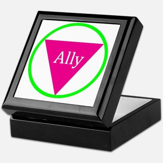 Ally Keepsake Box
