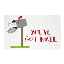 You've Got Mail 3'x5' Area Rug