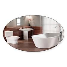 bathroom Decal