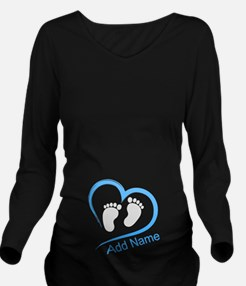 Unique Funny baby Long Sleeve Maternity T-Shirt